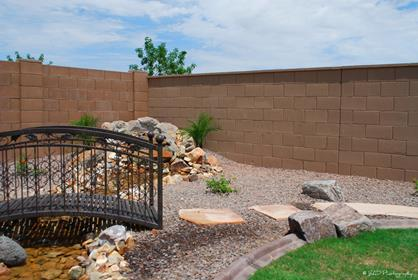 Some of our Work - Landscape Design Phoenix & Mesa AZ Rock Express