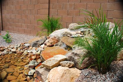 Landscape Design Phoenix Amp Mesa Az Rock Express