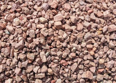 "Baja Brown 1/2"" Landscaping Rock"