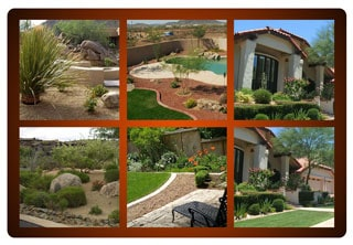 landscape design graphic